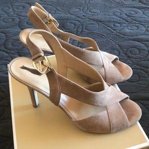 Michael Kors Becky sandal size 9.5